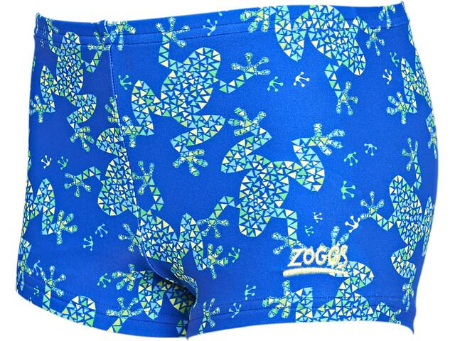 Zoggs Froggy Hip Racer Boys blue/multi